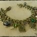 ~Wonderland~ Alice Inspired Charm Bracelet