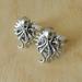 Silver Steampunk Sky Kraken Cufflinks