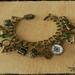~Vintage Charm~ Brass Vintage Inspired Bracelet