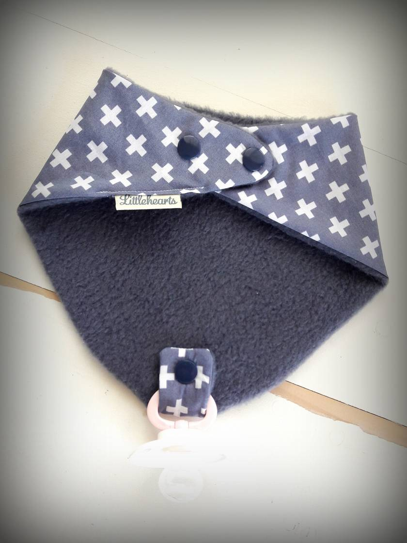 Dribble Bib with Dummy Clip SALE