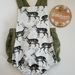 (SALE) Vintage Inspired Baby Romper 18mths-2yrs