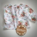 Lightweight longsleeve Peasant Top Size 3-6mth