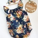 Seaside Romper 3-6m