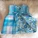 Vintage blanket Vest - tie up Size 3 (SALE)
