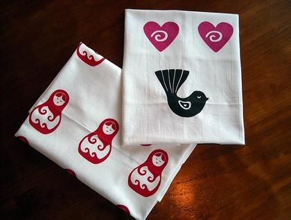 2 Tea Towel Deal