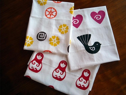 3 Tea Towel Deal