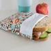 Reusable sandwich bag - Zero waste lunch bag