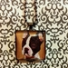 'HAPPY' THE DOG Necklace