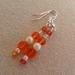 Earrings - Orange Blossom - Item #217431