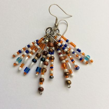 Earrings: Boho Summer