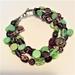 Bracelet - Mulberry Mint Sangria