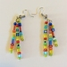 Earrings: Vivid Rainbow