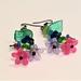 Earrings: Boho Bouquet (Florals + boho ranges)