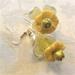 Earrings: Daffodil Darling (Florals range)