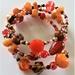 Bracelet - Autumn Allsorts Boho Bracelet (Boho range)