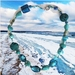 Necklace: Boho Winter Beach (Seasons range)