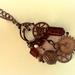 Necklace: Victoriana (Steampunk Dreams range)
