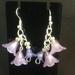 Earrings: Flower Jelly Blush (Sweethearts range)