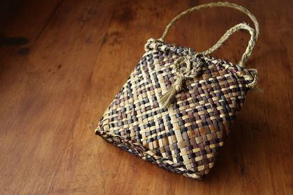 shoulder kete (brown)