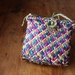 pink and blue kete