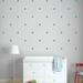 Decals Decal Dots Fabric Wall Stickers Non-Toxic