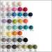 Felt Balls - Custom Colours - 2cm