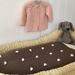 Snowberry Baby Blanket