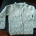 cardigan-cotton blend vintage pattern