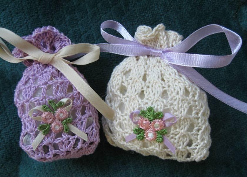 lavender sachets-set 3