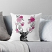 STAG and ROSES | Cushion Cover