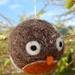 Needle felted decoration - piwakawaka/fantail