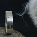 Diamond Dande Wish ring, hand engraved
