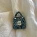 Cute Ceramic Handbag Brooch