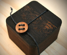 Ebony Tawa Ring Boxx