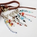 Customisable Bag Charms or Key Rings