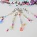 Kids Customisable Bag Charms or Key Rings