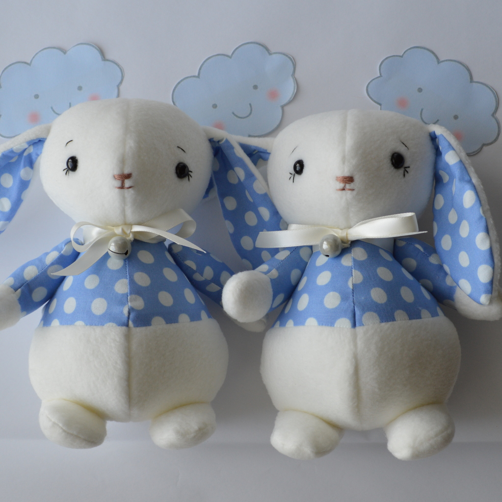 Free Soft Toy Pattern Rabbit 35