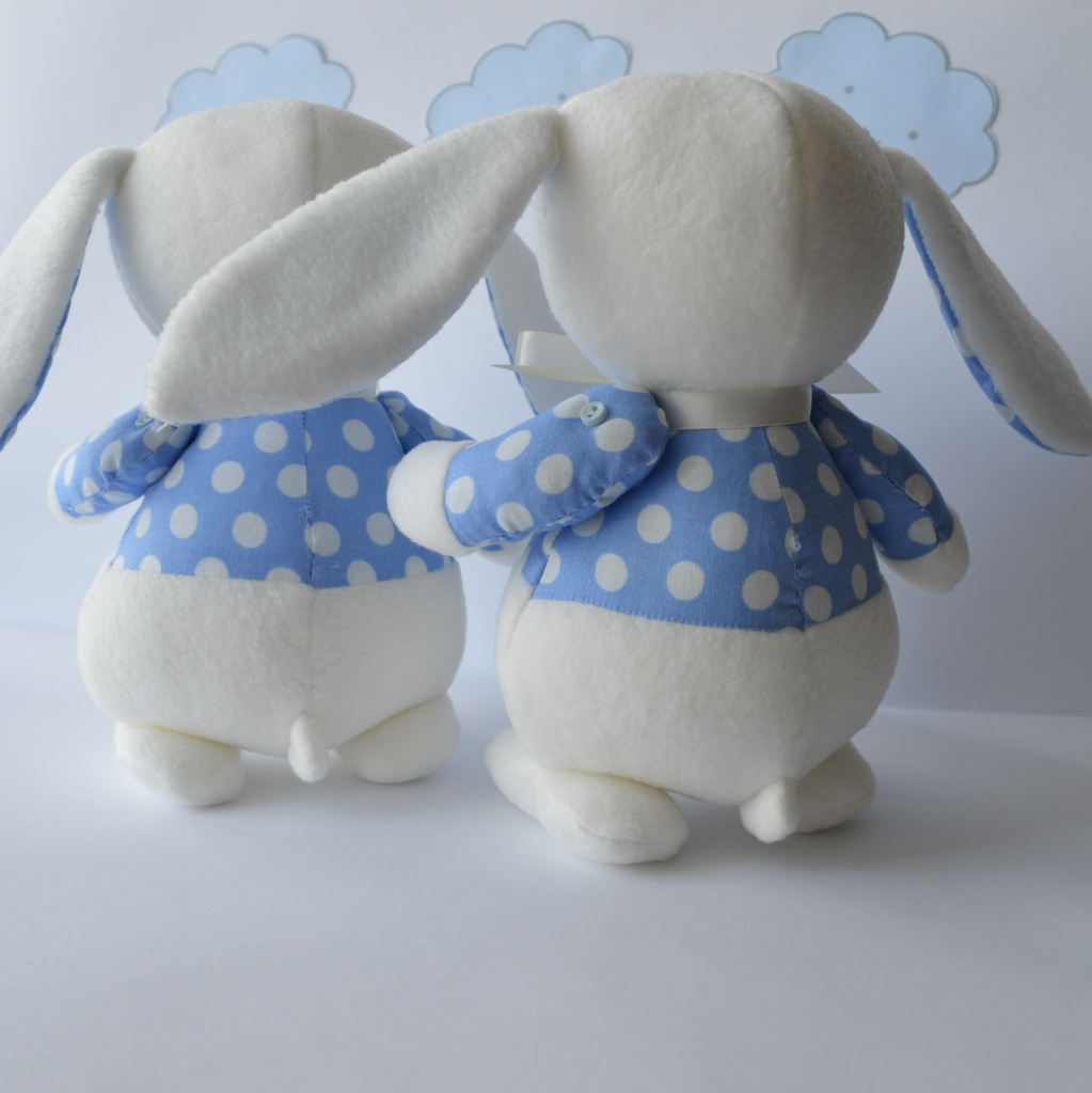 Free Pattern For Soft Toy Rabbit 64