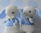 PDF sewing pattern Soft toy Rabbit