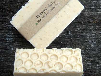 Any 5 Bars of Indulgent Honey & Spice Soap