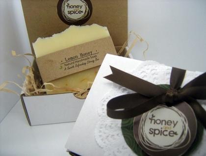 Individual Soap Gift Box