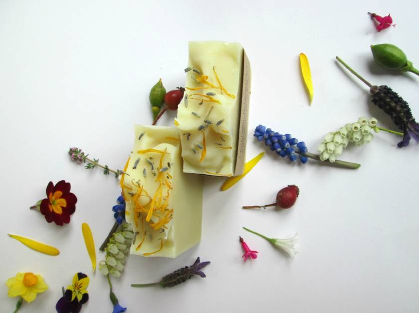 Cottage Potpourri - Luxurious Natural Soap