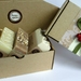 Soap Gift Box!-3 deluxe size bars - Perfect Gift for the hard to buy for !