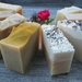 Any 3 LARGE Bars of Luxurious Natural Soap - Palm Oil, Animal Fat & Fragrance Free