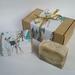 CHRISTMAS Soap Gift Box! 3x Large bars of beautiful natural soap