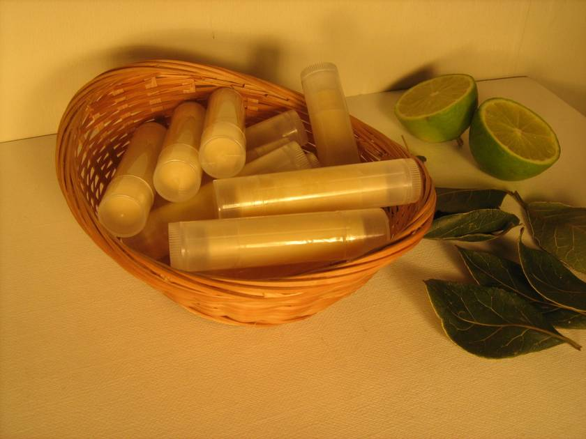 Kaffir Lime Lip Balm
