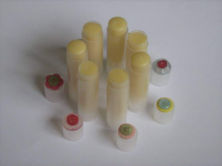 *Kids Lips* Natural Beeswax Balm