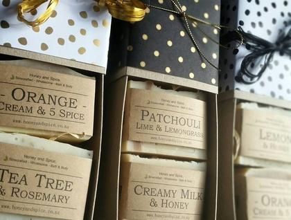 Mini 2 Pack Gift Box - Secret Santas... Teachers Gifts.. Colleague Gifts...