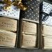 Mini 2 Pack Gift Box - Secret Santas... Teachers Gifts.. Colleague Gifts...