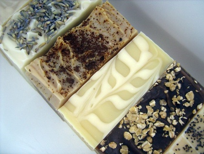 Any 5 Luxurious Soaps